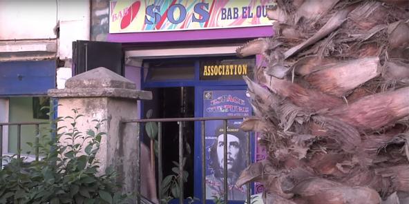 Siège de l'association SOS culture Bab El Oued