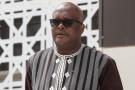 Roch Marc Christian Kaboré, lors du G5 Sahel à Nouakchott, le 30 juin 2020.