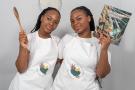 Les jumelles Ornélie et Sarah Yenault célèbrent la cuisine traditionnelle dans leur livre «Gastronomie gabonaise»