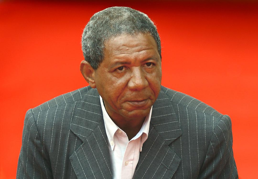 Manuel Hélder Vieira Dias, alias le général « Kopelipa », le 11 novembre 2012 à Luanda