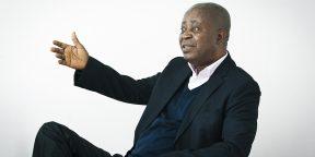 L'ancien Premier ministre congolais Adolphe Muzito, coordonateur en exercice de la coalition Lamuka.