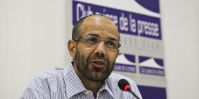 Mourad Dhina, le scientifique a été condamné à vingt ans de réclusion criminelle en Algérie.