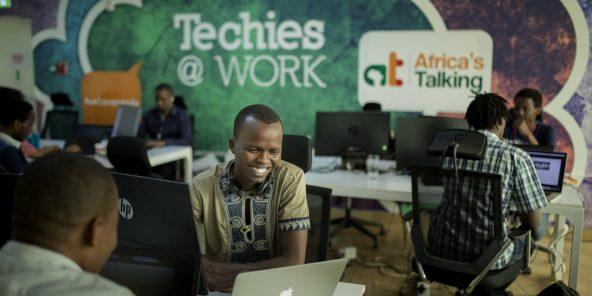 Africa's Talking est une des start-up soutenues par Orange Ventures.
