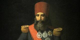 Ahmed Bey.