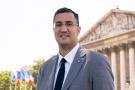 M'jid El Guerrab, député d'Agir Ensemble, à Paris, le 27 mai 2020.