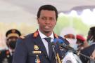 Abdelkerim Idriss Déby, fils d'Hadjé Halimé et demi-frère de Mahamat Idriss Déby, est directeur de cabinet adjoint. Il a été formé à l'académie militaire américaine de West Point.