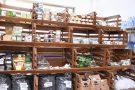 Le premier supermarché de Mabele Coop, ouvert à Kinshasa en mars 2021.