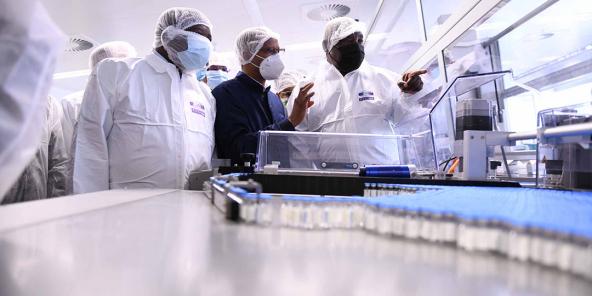 Rwanda, Sénégal, Afrique du Sud : des nouveaux pôles régionaux pour la production de vaccins ?