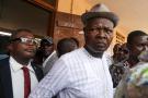 Agbéyomé Kodjo, à Lomé le 22 février 2020.