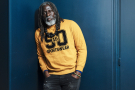 Tiken Jah Fakoly, le 3 mai 2021, à Clichy, vainqueur des Victoires de la musique en 2003 dans la catégorie reggae.