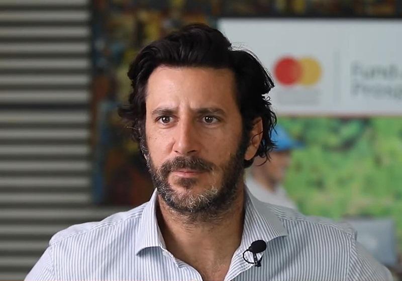 Alexandre Coster, fondateur de Baobab+.