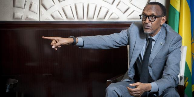 Paul Kagame : « Tshisekedi, Kabila, Macron, Touadéra, ma famille et moi » – Jeune Afrique