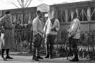 Des tirailleurs sénégalais en 1939, en France.