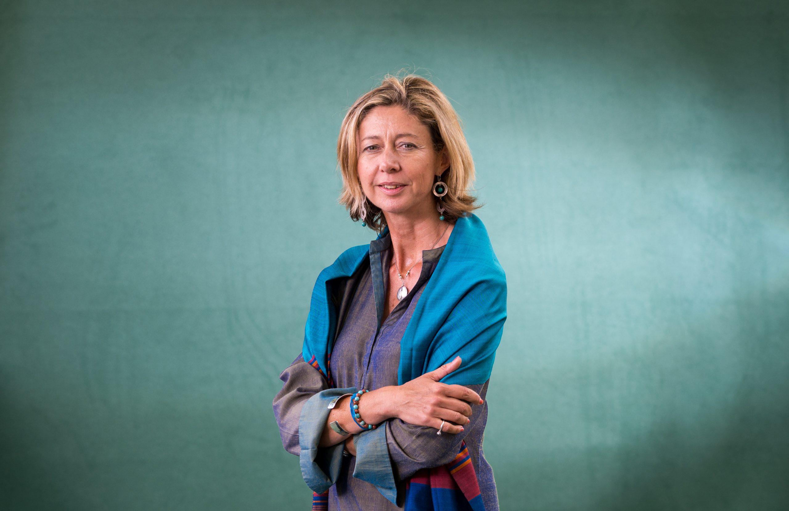 La journaliste britannique Christina Lamb a mené l'enquête dans treize pays