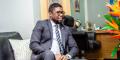 Le ministre congolais des Sports, Serge Nkonde, le 19 mai 2021.