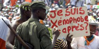 Abidjan, en novembre 2002.
