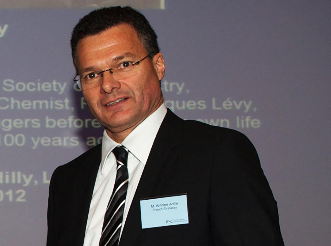 Antoine Anfré, en lice pour devenir le prochain ambassadeur au Rwanda