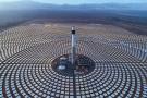Le complexe de Noor Ouarzazate est considéré comme le porte-drapeau de la stratégie solaire marocaine..
