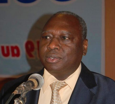 Pierre Zerbo, en 2013