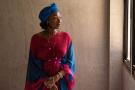 Adame Ba Konaré au musée de la Femme Muso Kunda, dans le quartier de Korofina, à Bamako, le 12 février 2019.