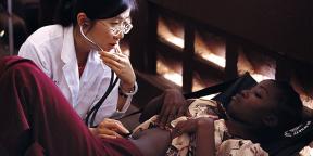 Taiwan Root Medical Peace Corps au Liberia.