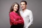 Sophia Alj et Ismael Belkhayat, les fondateurs de Chari.