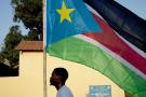 Le 9 juillet 2011, le Soudan du Sud devient indépendant.
