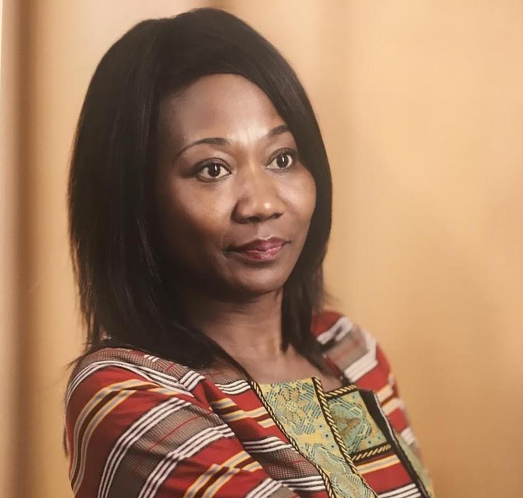 La ministre des Affaires étrangères centrafricaine, Sylvie Baïpo-Temon.