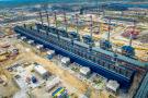Raffinerie Dangote au Nigeria.