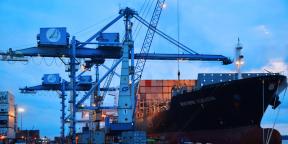 Le Port autonome de Douala, l'une des entreprises publiques les plus prometteuses du Cameroun.