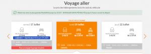 Prix des billets de ferry Italie-Maroc de Grandi Navi Veloci (GNV)