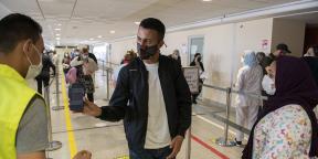 L'aéroport Mohammed-V de Casablanca a repris ses activités le 15 juin 2021 opour l'opération Marhaba.