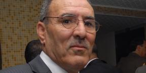 Nordine Aït Hamouda, ancien député du Rassemblement pour la culture et la démocratie (RCD).