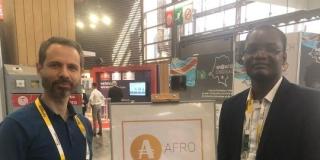 afro crypto-monnaie