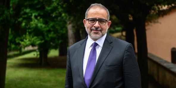 Ali Aref Nayed