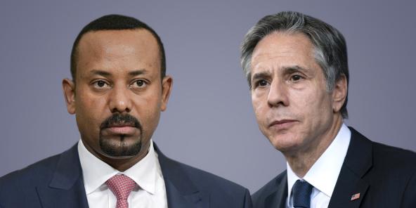 Les États-Unis ont été les premiers à imposer des sanctions à l'Éthiopie.