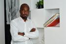 L'architecte togolais Eya-Eza Kao, à Lomé, en juin 2021.