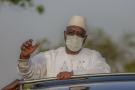 Lors de ses déplacements, le président écoute les doléances de la population. Ici, à Kédougou, le 1er juin 2021, il a annoncé l'ouverture prochaine d'un pôle emploi dans le département.