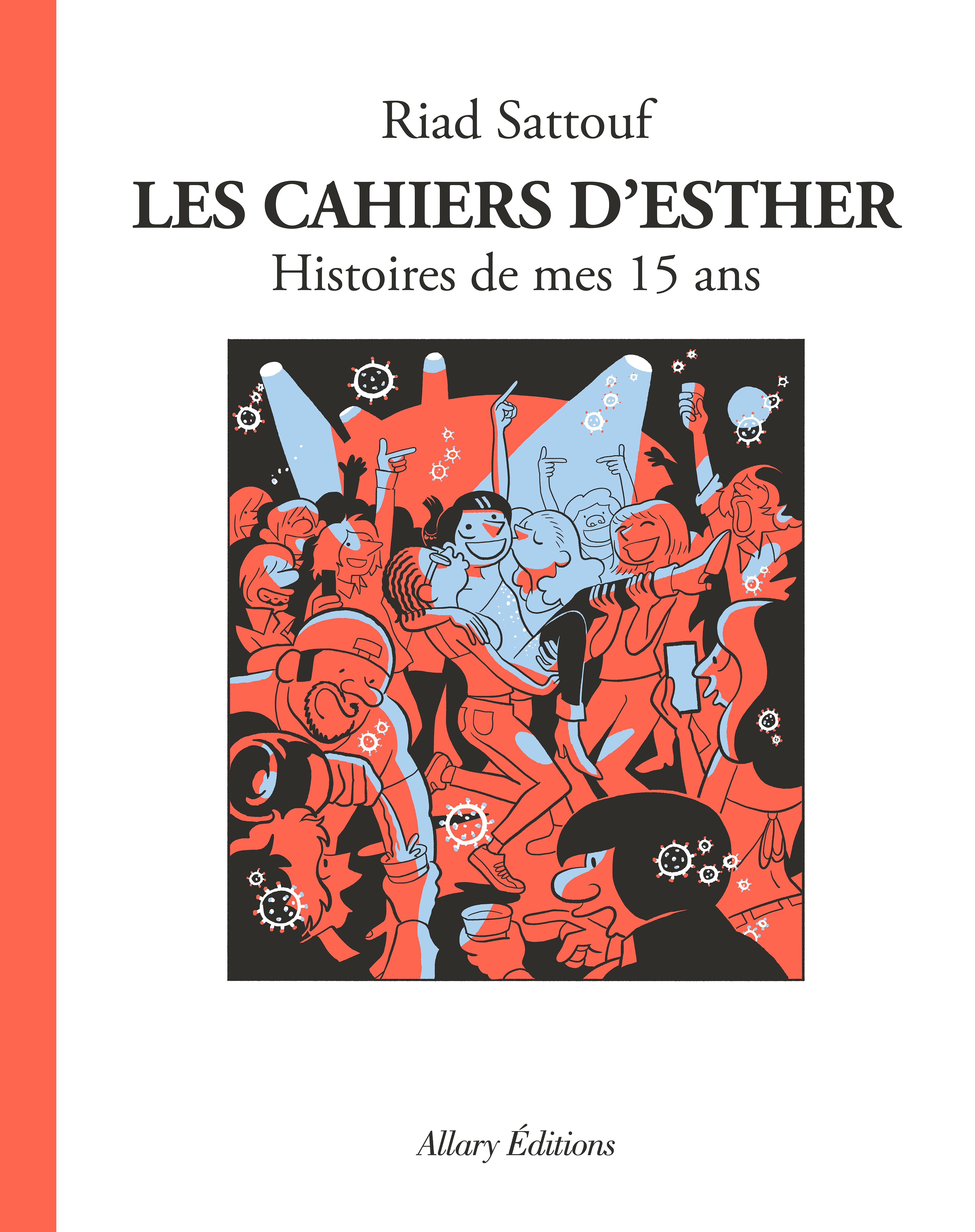 «Les cahiers d'Esther» de Riad Sattouf