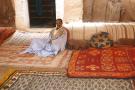 Dans la kasbah de Tighmert, à Guelmim (région de Goulimine), au Maroc.