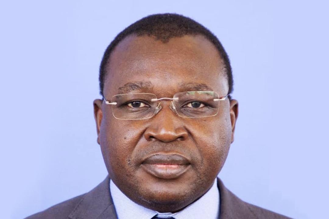 Ousseni Tamboura, le ministre de la Communication et porte-parole du gouvernement du Burkina Faso.
