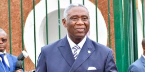 Samuel Mvondo Ayolo, directeur du cabinet civil de la présidence camerounaise.