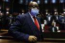 Jacob Zuma, le 25 mai 2021 à la Haute Cour, à Pietermaritzburg.
