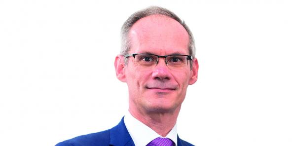 Nicolas Terraz, président de la région Afrique subsaharienne de TotalEnergies..
