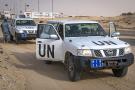 Mission de l'ONU à la frontière entre le Maroc et la Mauritanie