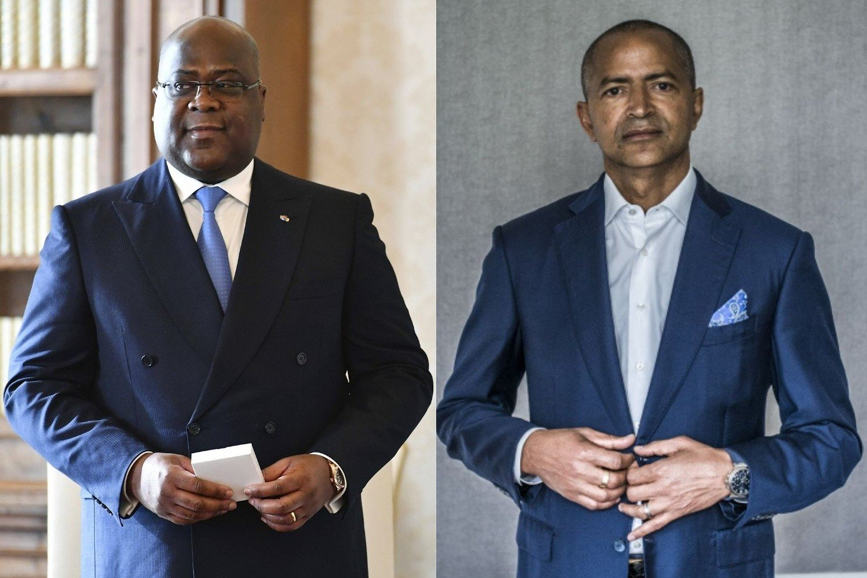 Félix Tshisekedi et Moïse Katumbi.