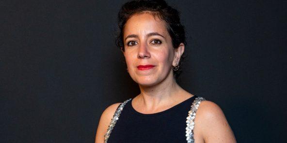 La réalisatrice tunisienne Leyla Bouzid au festival de Cannes 2021