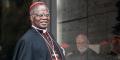 Le cardinal Laurent Monsengwo en février 2015, au Vatican