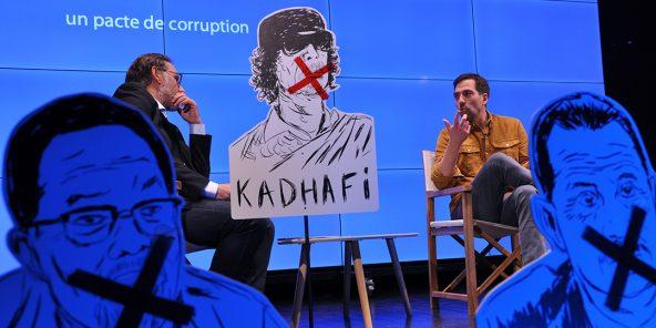 Du «live-journalisme» à Avignon avec«L'homme qui tua Mouammar Kadhafi»