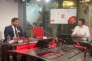 Thierry Déau, interrogé par RFI et Jeune Afrique à Paris, le 20 juillet 2021.